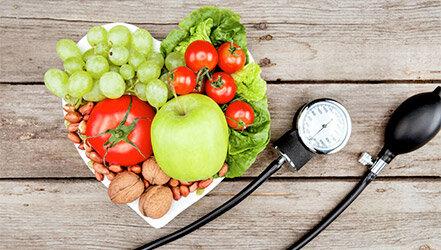 Самая популярная в мире диета DASH, которая поможет похудеть и избавиться от гипертонии