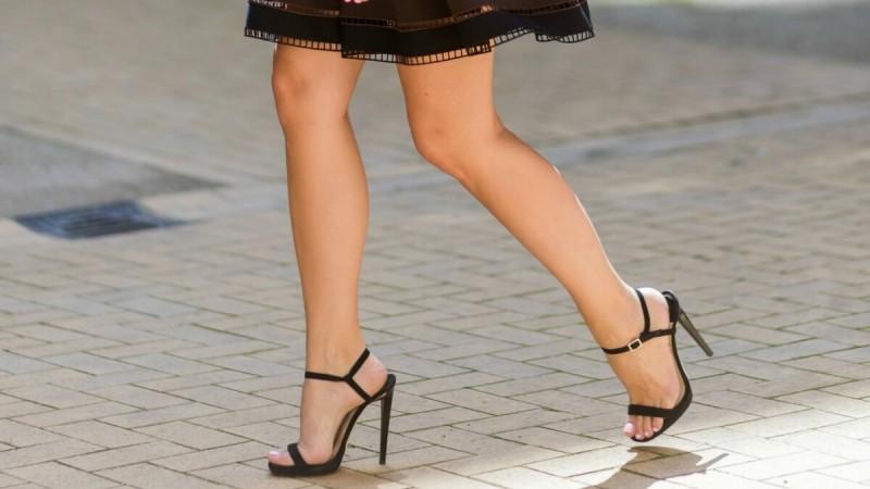 Как похудеть в коленях — избавляемся от жировых валиков