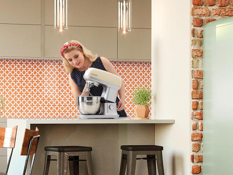 Кухонная машина Gorenje MMC1000RL