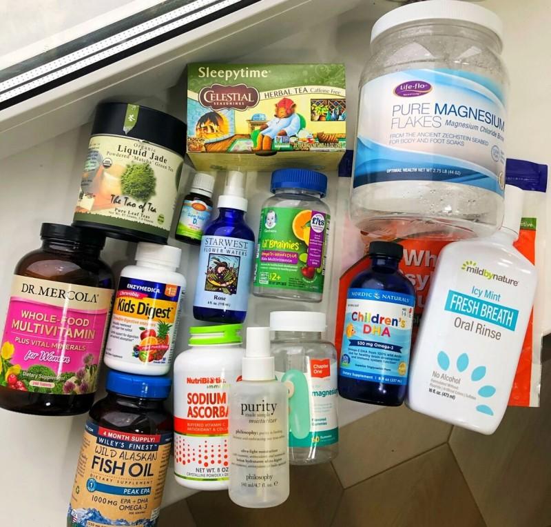 Отзывы Айхерб в декабре — витамины, омега и косметика