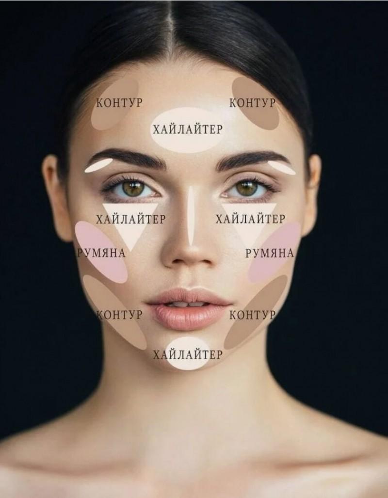 Как подобрать косметику для ежедневного макияжа 🤩