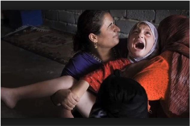 Ужасный обычай, который калечит девушек [фото из интернета]