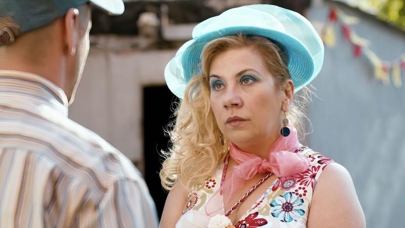 Яркие роли Марины Федункив — женщины, которая смеется