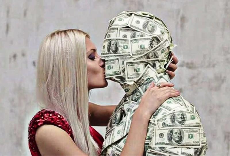«Да, нам женщинам нужны деньги! И это не значит, что мы меркантильные или продажные!»