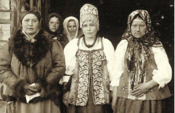 Из-за чего на Руси женщины дрались