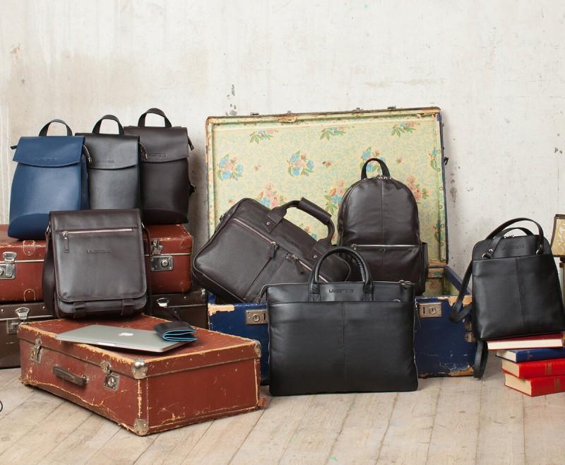 Минимализм и легкость внешнего вида сумок и аксессуаров бренда – это заслуга дизайнеров с Туманного Альбиона