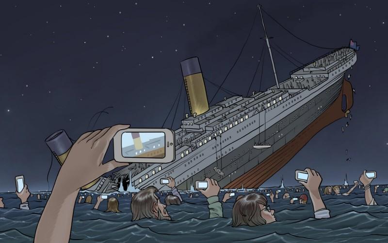 Анекдот: На море шторм, спасаются шесть женщин и один мужчина. Добираются до острова и женщины говорят мужчине, что он будет