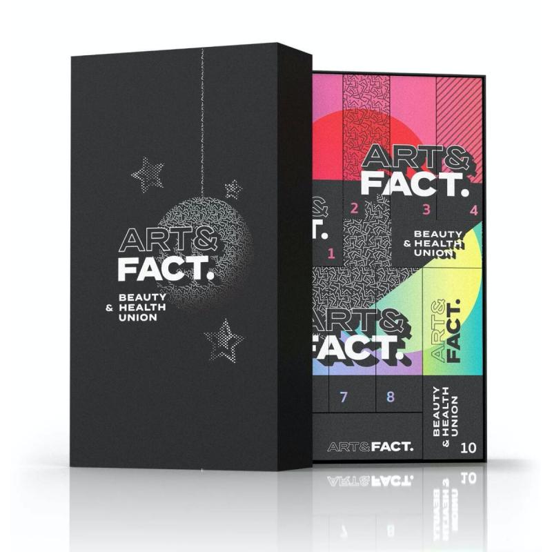 Бренд Art&Fact дарит косметику: просто ответь на вопросы анкеты и выиграй