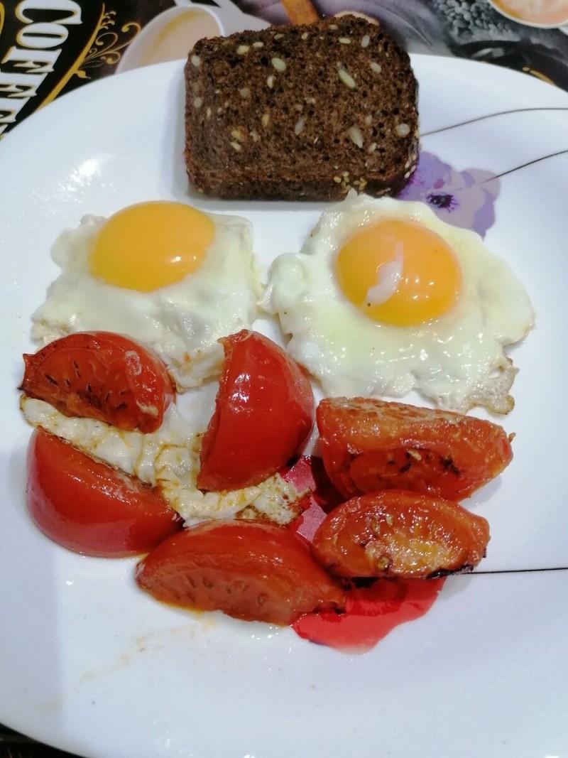 Завтрак.