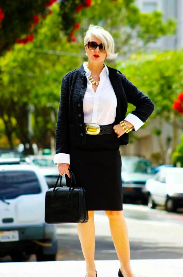 6 вещей, которые лучше исключить из гардероба возрастных женщин,чтобы казаться моложе