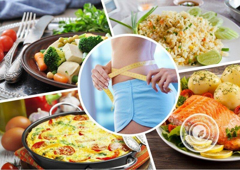 🔥Как быстро похудеть на правильном питании?