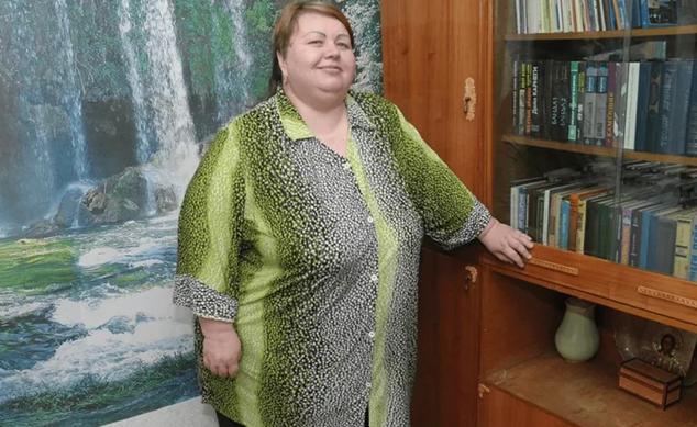 """Женщина с передачи """"Пусть говорят"""" которая весила 200 кг при росте 164 см сбросила вес и нашла мужчину. Как она выглядит сейчас."""