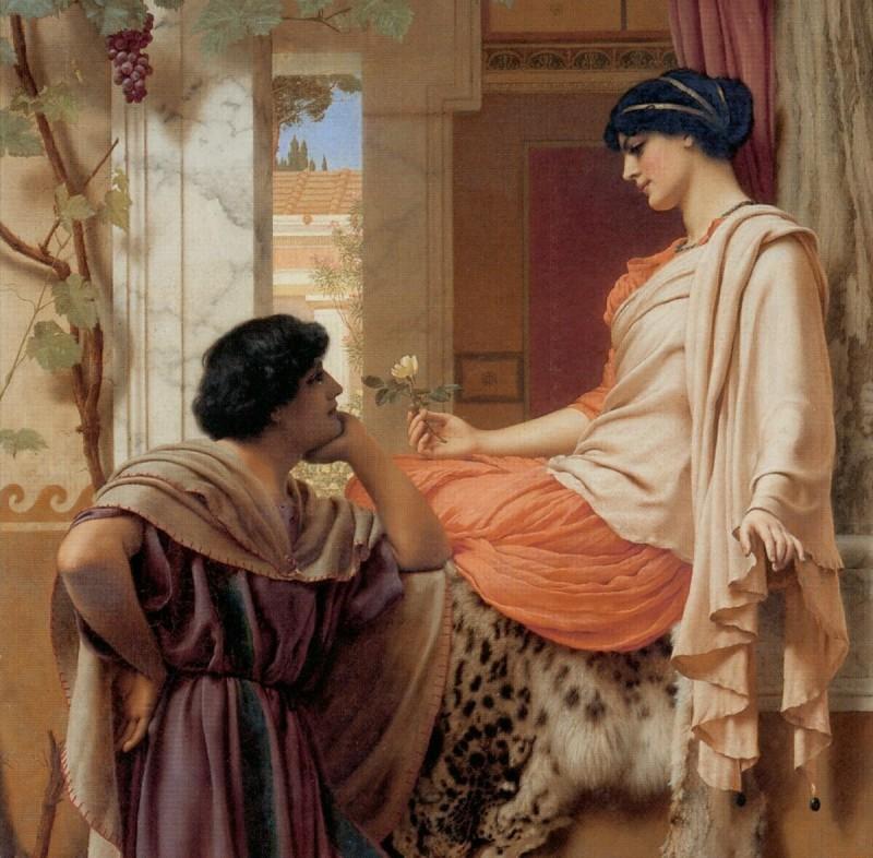 Женщины— это наше всё.  Пять интересных мудрых мыслей из античности о женщинах и для женщин.