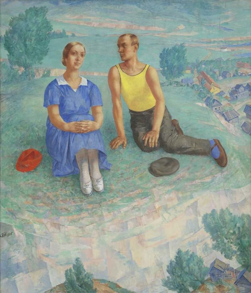 «Весна», 1935 год