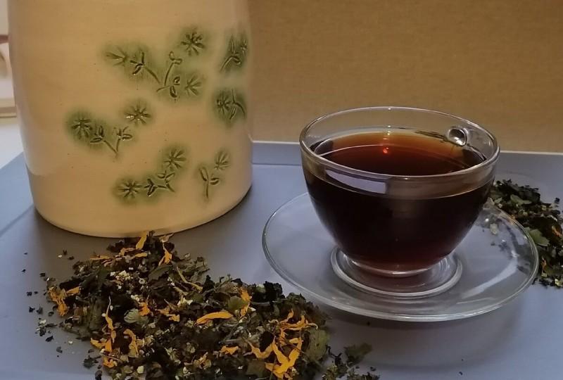 «Успех!» Чай для женщин