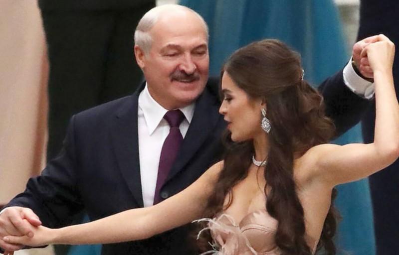 Как выглядят красивые женщины президента Александра Лукашенко.