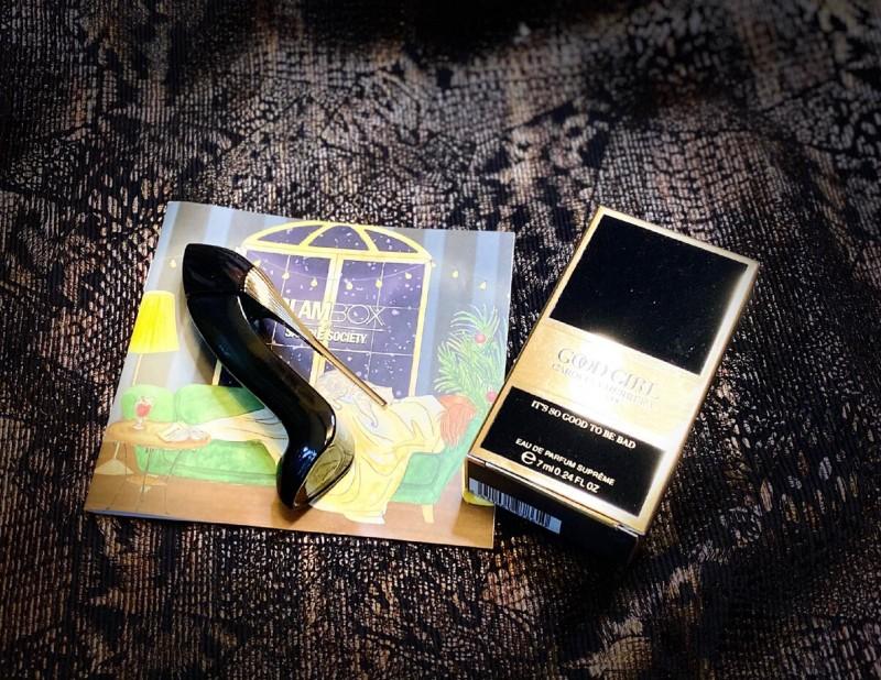 Коробка с косметикой Glambox Deluxe ноябрь 2020. Смотрите что внутри