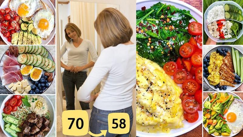 🔥5 диет для женщин чтобы быстро похудеть!