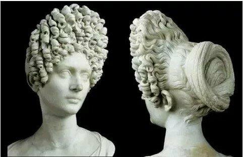 Идеал красоты в разные эпохи, ч.1, Древний мир