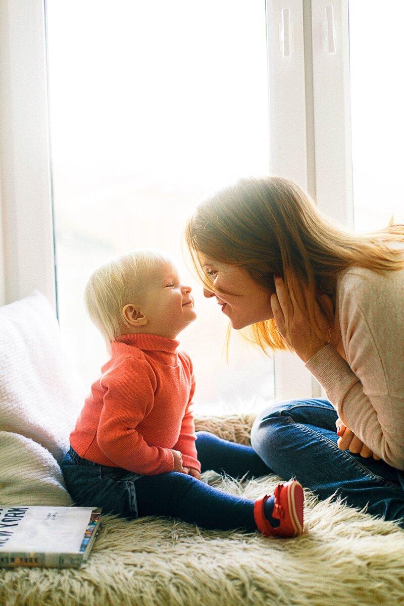 Отношения с женщиной, у которой есть ребенок