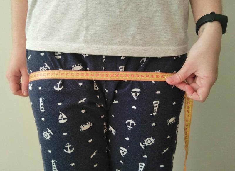 Итоги похудения за неделю. Уже похудела на 12,7 кг!