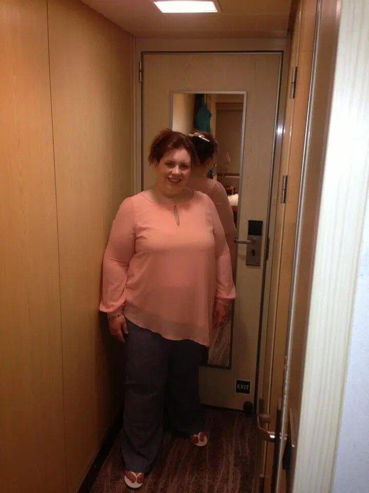 Элисон Грегори похудела на 64 килограмма с помощью клубники