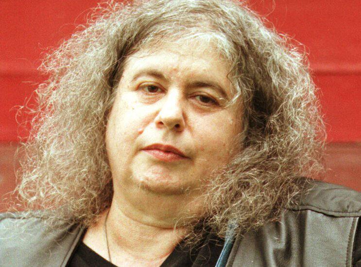 Феминистка Андреа Дворкин