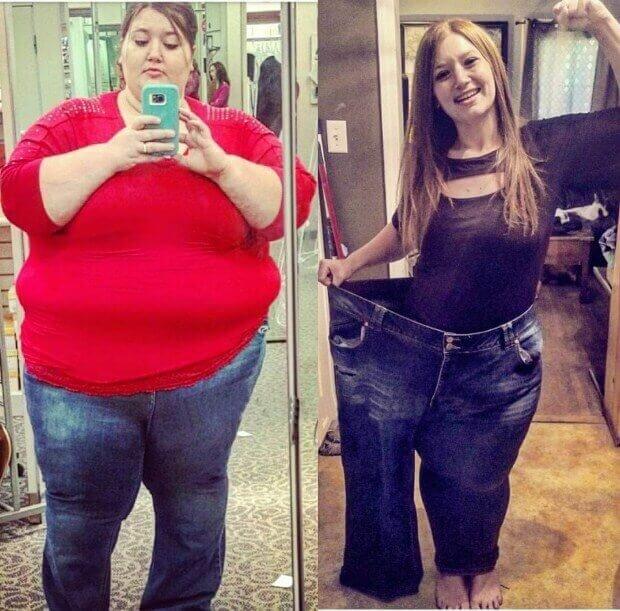 Как я похудела на 54 кг и сохранила семью, любовь и мужа
