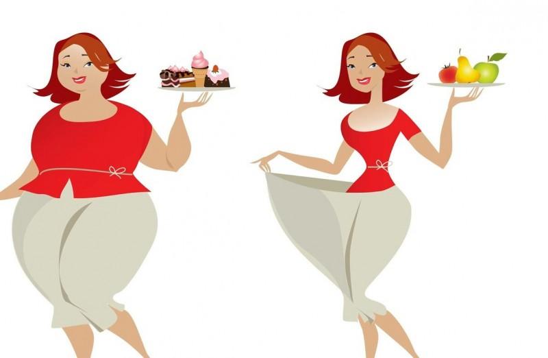 А как вы похудели?