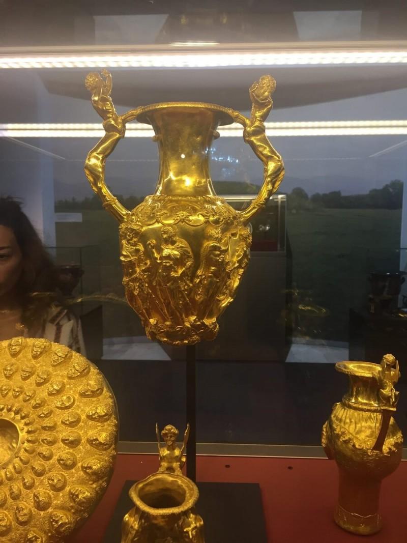 Фракийское золото: мечта современной женщины