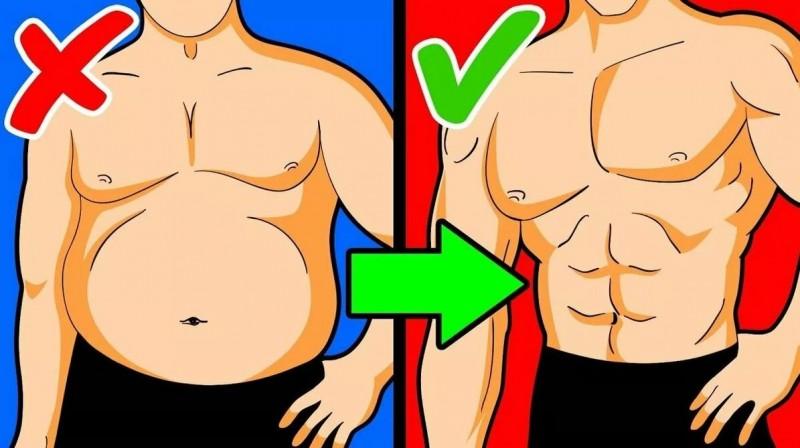Объясняю, как перестроить обмен веществ чтобы похудеть.