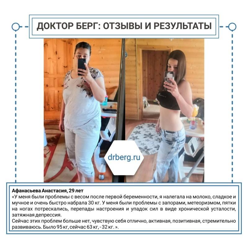 Анастасия А. Минус 32 кг на Здоровом кето™