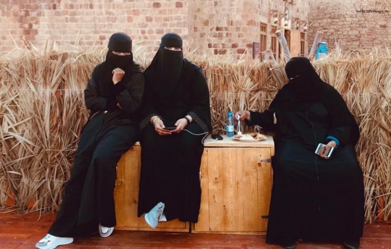 Миф про место женщины у очага. Развенчиваем мифы про Саудовскую Аравию.