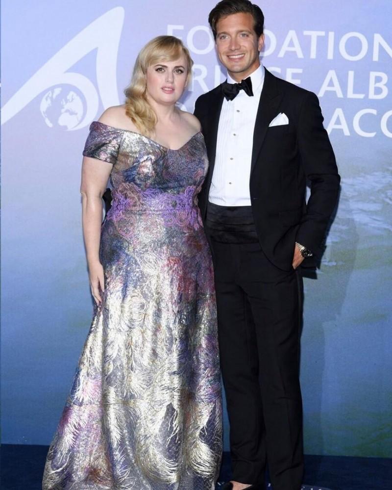 """Актриса Ребел Уилсон и ее """"сказочный принц"""" - миллионер Джейкоб Буш. Источник фото: https://privately.ru"""
