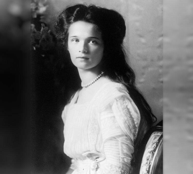 Великая княгиня Ольга Александровна Романова