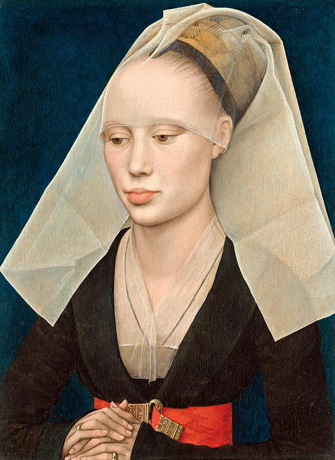 Как в средневековье люди гробили здоровье, ради заданных стандартов внешности и красоты.
