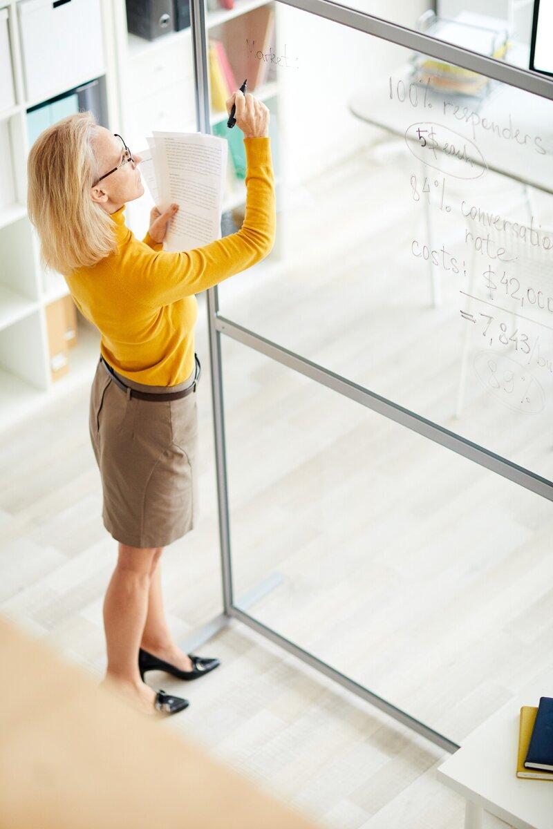 Как женщине освоить профессию менеджера проектов
