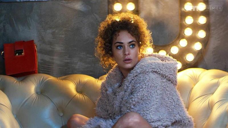 А вся эта история из-за того, что убили Свету! Актриса Аглая-Дарья Тарасова, фото из открытых источников