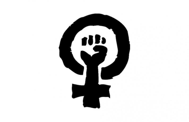 Источник: ru.wikipedia.org; автор: Феминистское движение - rebelgrrrl.wordpress.com