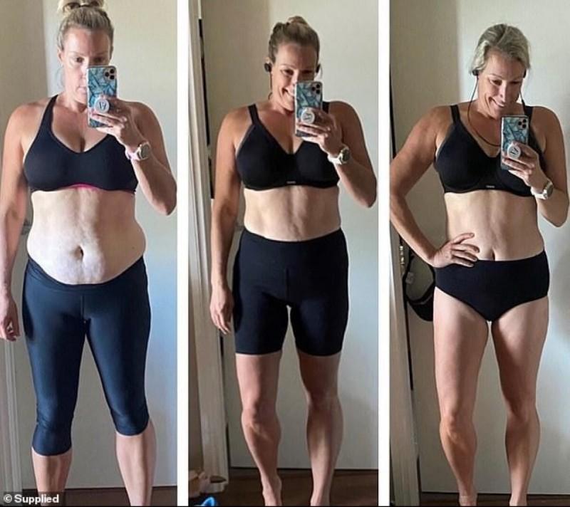 Женщина рассказала, какие три способа помогли убрать 40 см на талии