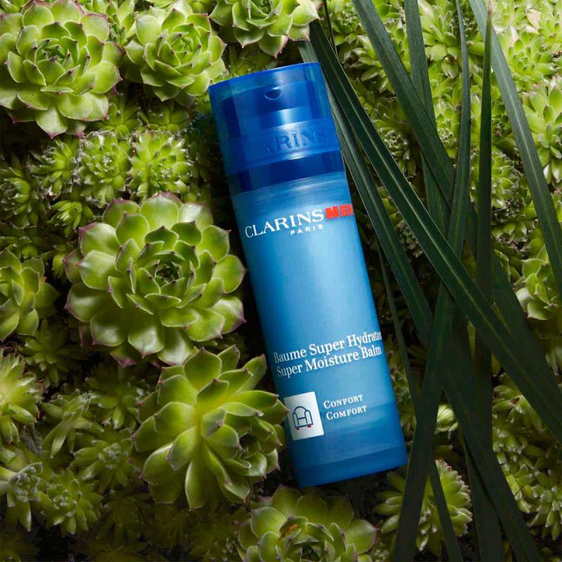 Особый растительный комплекс, разработанный специально для мужской кожи, тонизирует и позволяет ей поддерживать оптимальный запас энергии