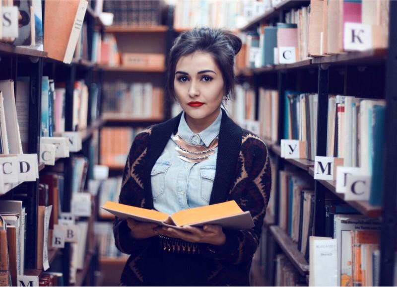 Как вычислить умную женщину