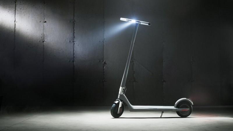 Быстрый, легкий, складной: электросамокат BORK – модный транспорт весны.