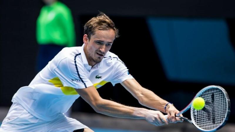 Даниил Медведев, Australian Open-2021betru.ru