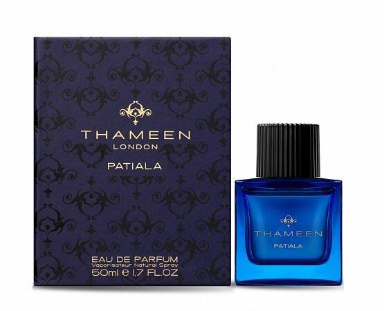 """Изящество и стиль звучания парфюма Thameen """"Patiala"""" прекрасно дополнит современный облик покорительницы сердец."""