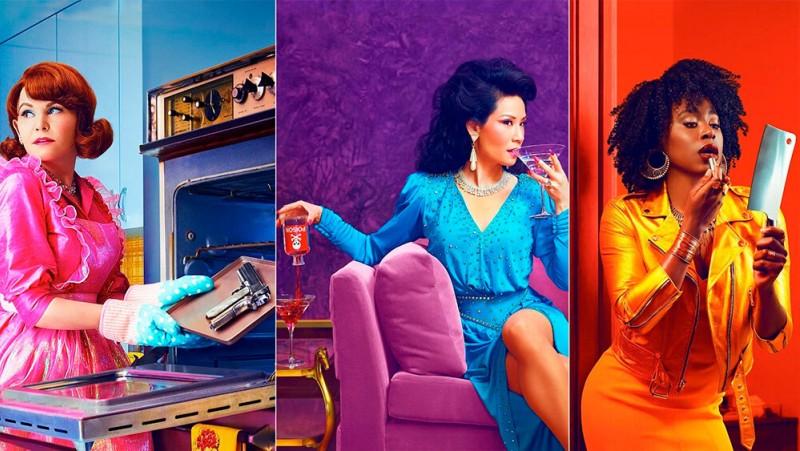 Топ 5 лучших сериалов для женщин