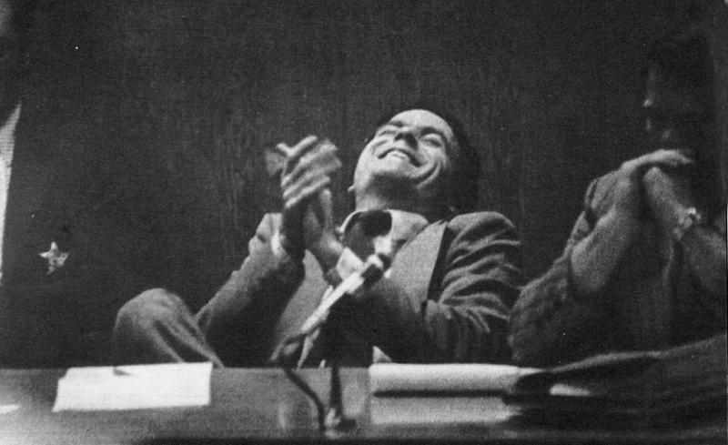 Во время судебного слушания по делу Тэда Банди. Взято с Яндекс Картинок.