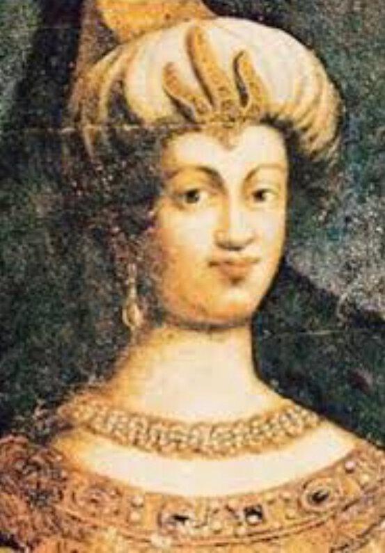 Кёсем Султан - одна из наиболее влиятельных женщин Османского государства. Краткая биография.