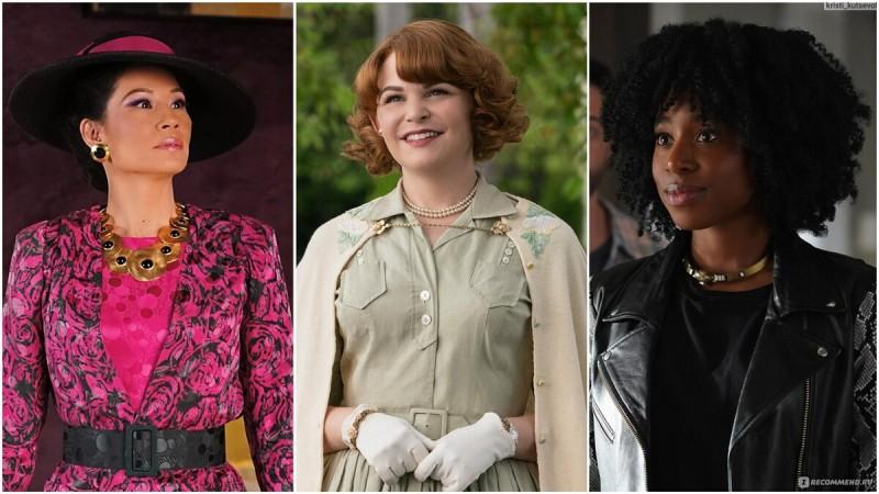 Топ 10 сериалов о женщинах для женщин