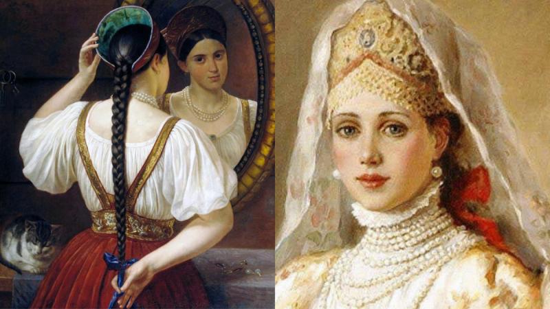 Почему женщинам на Руси было запрещено стричься?